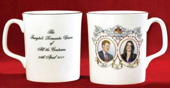 El negocio de la boda real
