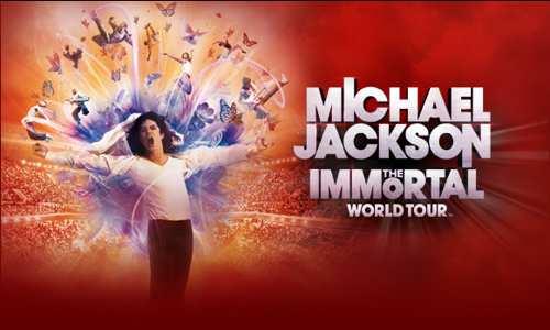 Homenaje del Cirque Du Soleil a Michael Jackson en el Palacio de los Deportes