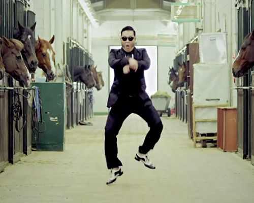 Gangnam Style de PSY es de las Canciones más Sonadas en el 2012
