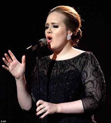 """La Canción """"Someone Like You"""" de Adele es la más Cantada en los Karaokes"""