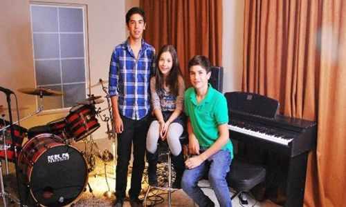 Los Vázquez Sounds a dueto con Mario Domm y Jesse & Joy