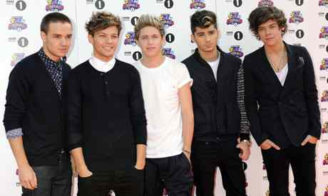 Obligan al Grupo One Direction Permanecer Juntos por 3 Años